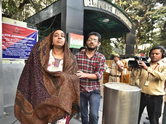 Missing JNU student,JNU,Najeeb Ahmed