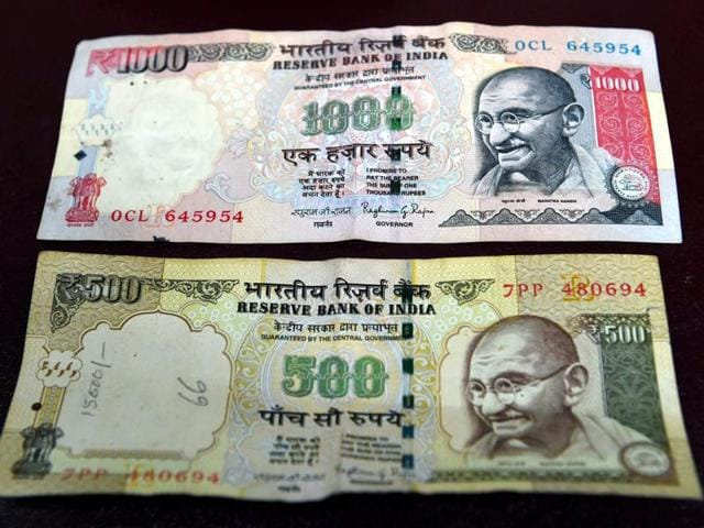 PM Narendra Modi announced that Rs 1000 and 500 notes would be illegal from November 9, 2016, onwards.