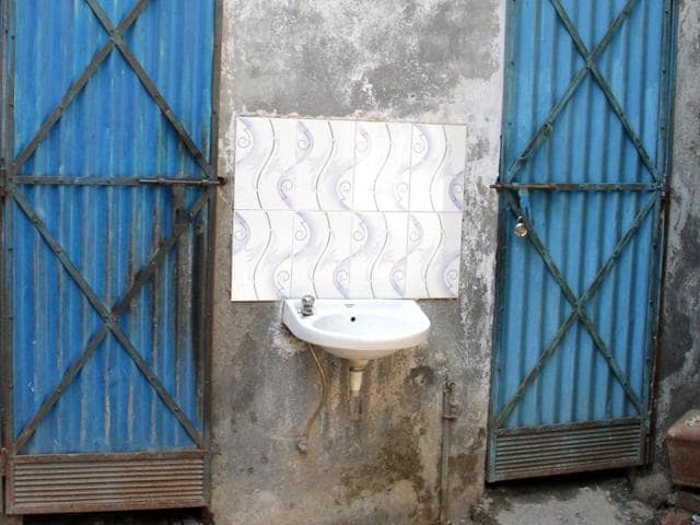Toilets in various government schools in Ludhiana are in a bad shape.