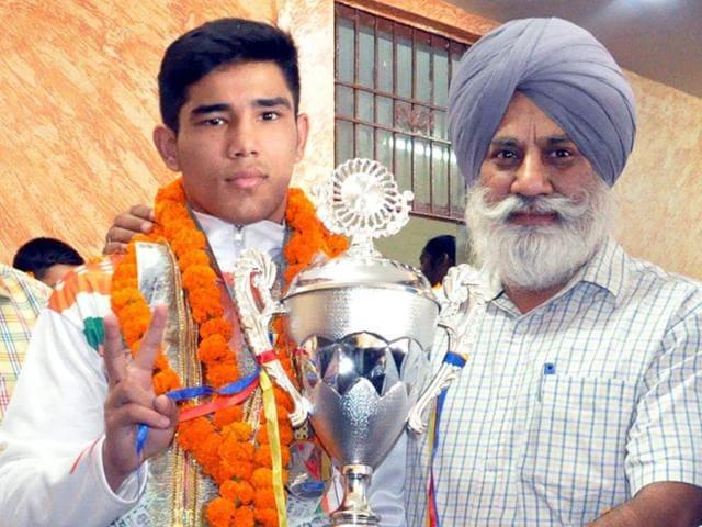 Patiala-based boxer,Reyal Puri,World Youth Boxing C'ship
