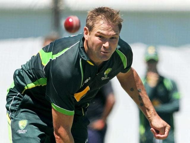 Ryan Harris was assistant bowling coach during Australia's ODI series against South Africa which they lost 5-0.