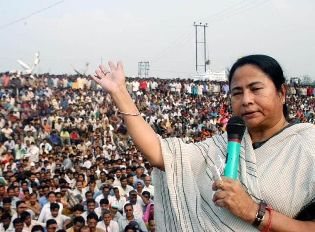 Banerjee has built a rapport with Delhi chief minister Arvind Kejriwal, whose erstwhile mentor and social activist Anna Hazare failed to turn up at her rally in the Capital in the run-up to the 2014 Lok Sabha elections.