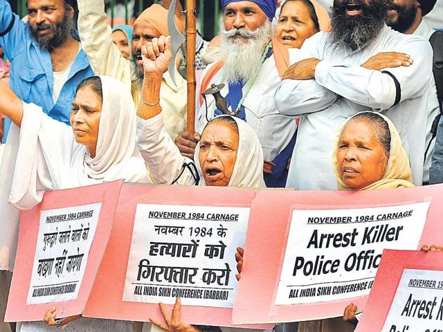 "You don't have to be a ""Khalistani"" to call for justice for the Sikh victims of 1984. Shining a light on the attack on the Golden Temple, the assassination of Indira Gandhi and the planned anti-Sikh massacres that followed doesn't need to be a religious or political issue. It is a human rights issue"