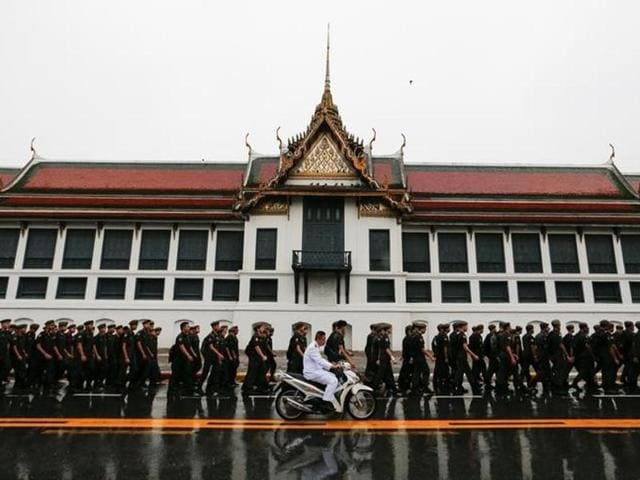 Thailand,new constitution,military government