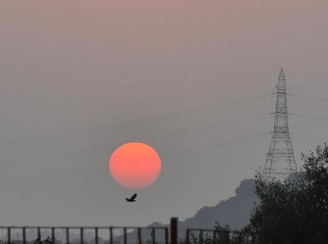 Air quality index (AQI) levels between 201-300 falls under the 'poor' category and 301-400 is 'very poor' — indicating a health risk for people sensitive to air pollution.