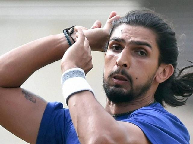 Ishant Sharma has a strike rate of 66.6 in the 72 Tests that he has played for India since 2008.