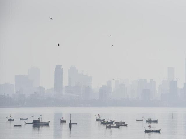 Mumbai temperature,Mumbai pollution,November