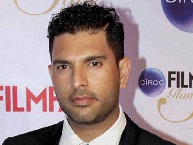 Yuvraj Singh has given Rs five lakh to the cause.