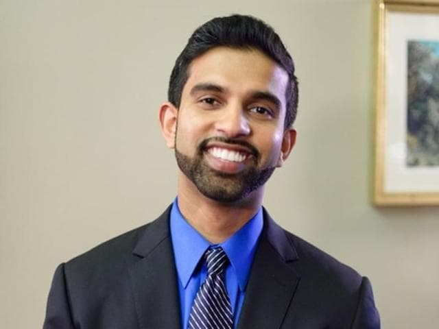 Democrat candidate Peter Jacob lost the race to US congress from New Jersey.