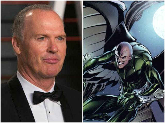 Marvel Studios president Kevin Feige confirmed in an interview with the Toronto Sun that Keaton will play Vulture in Spider-Man: Homecoming.