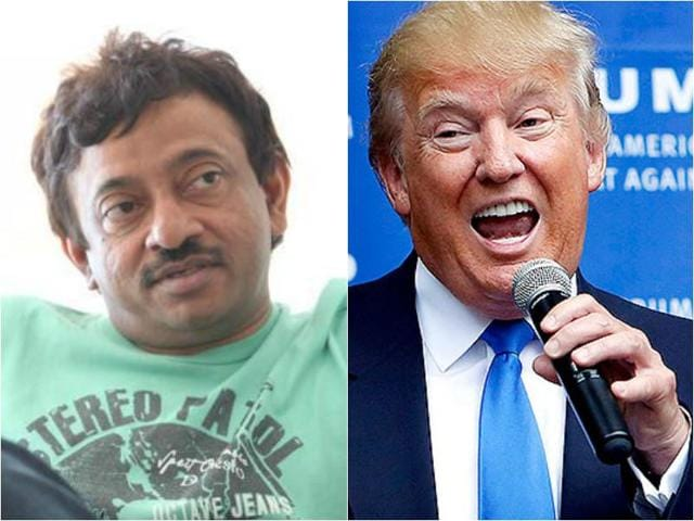 Ram Gopal Varma couldn't be happier about Trump's victory in the US Elections. He let it show by sharing some incredibly insensitive, racist tweets.