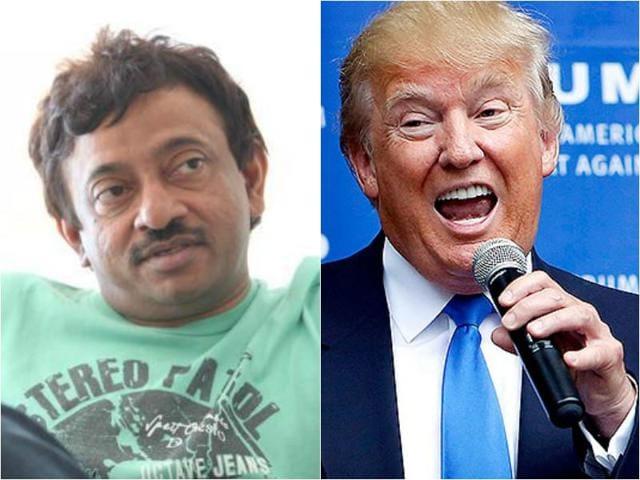 Ram Gopal Varma,Donald Trump,Tweet