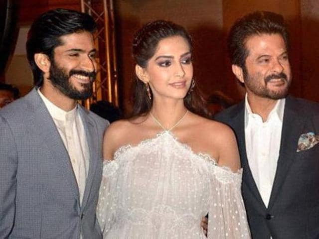 Harshvardhan debuted in Bollywood with Mirzya.