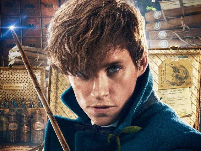 Fantastic Beasts,Fantastic Beasts and Where to Find Them,Eddie Redmayne