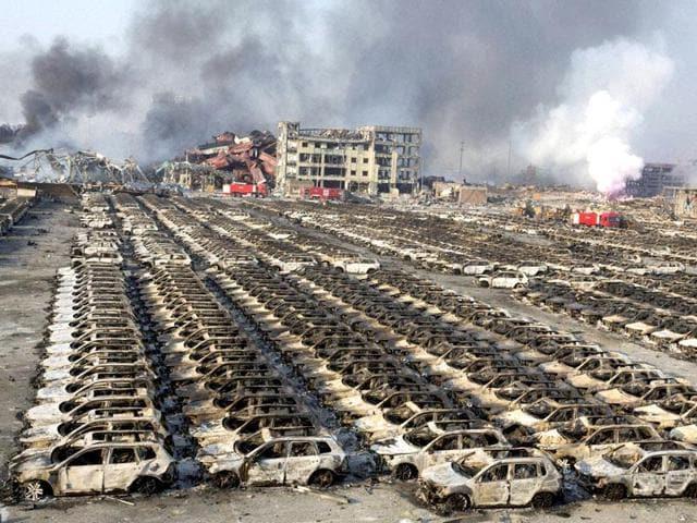 China,Tianjin blast,Death sentence