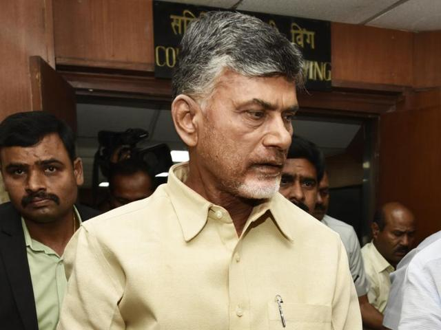 """Andhra Pradesh CM Chandrababu Naidu has claimed his share of """"credit"""" for the government's scrapping of 1,000 and 500 rupees bank notes."""