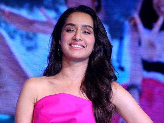 Actor Shraddha Kapoor says she has really started enjoying singing live.