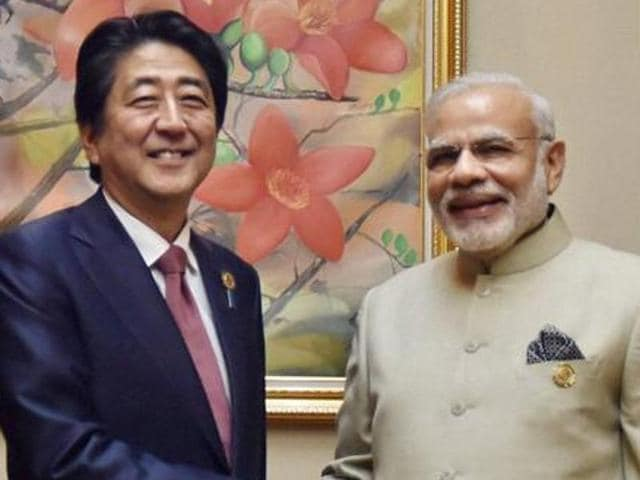 Prime Minister Narendra Modi will be holding the annual summit meeting with Japanese Prime Minister Shinzo Abe and have an audience with the emperor of Japan.