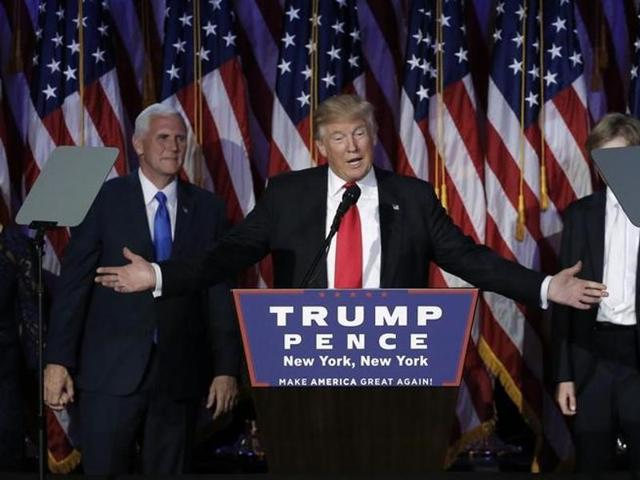 Donald Trump,US elect president,US Elections