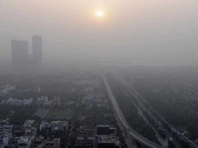 air pollution,Credai,construction ban