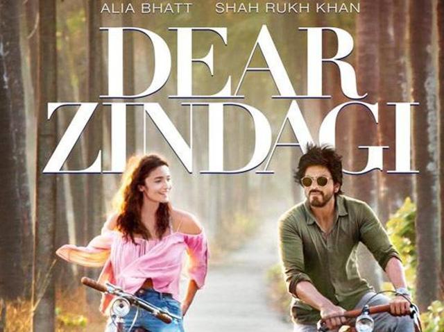 Shah Rukh Khan,Alia Bhatt,Dear Zindagi