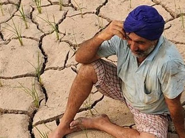 The spurt in suicides by debt-ridden farmers for the past one year has become a volatile election issue and the aim is to woo the farmers — the most important section of the state electorate.