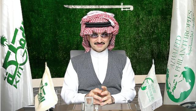 Saudi prince,Alwaleed bin Talal,Donald Trump