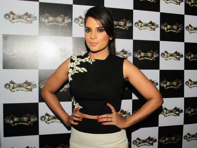 Richa Chadha,Bollywood,Charity