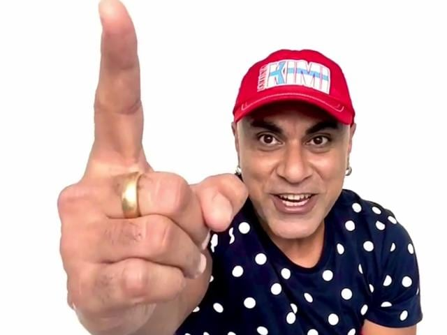 Rapper-composer Baba Sehgal says he is impressed with US President-elect Donald Trump.