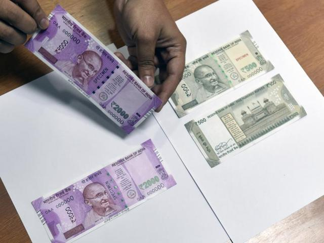Political analyst Hemant Desai said with the notes of Rs 2,000 being introduced immediately, there is a window open for a generation of new chunk of black money.