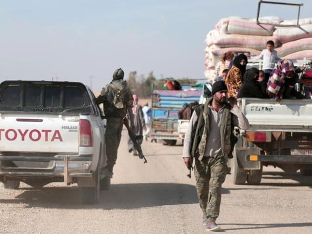Iraq,Raqqa,Islamic State