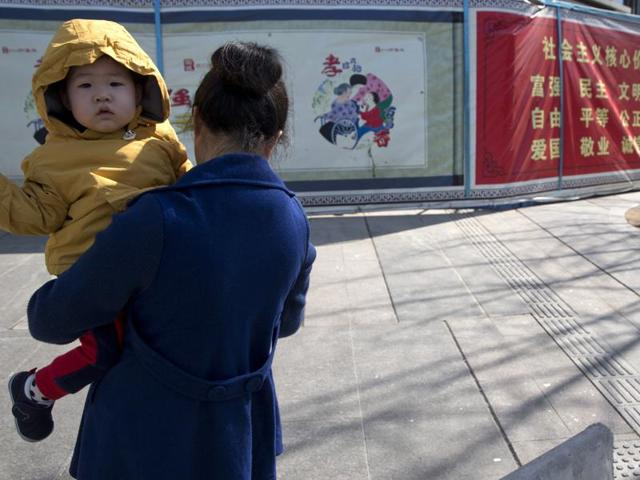 Hundreds of millions of migrants have moved from rural areas to take jobs in urban centres, where their children would have limited access to schooling and healthcare under China's household registration system, forcing them to be left with relatives.