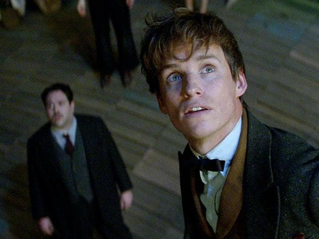 Fantastic Beasts,Harry Potter,Eddie Redmayne