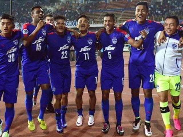 Bengaluru FC,Praful Patel,AIFF