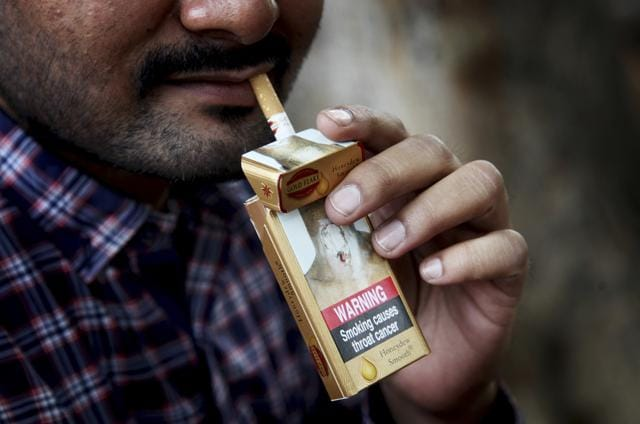 Study results suggest that diabetes doubles the risk for all-cause mortality and non-lung cancer mortality among heavy smokers.