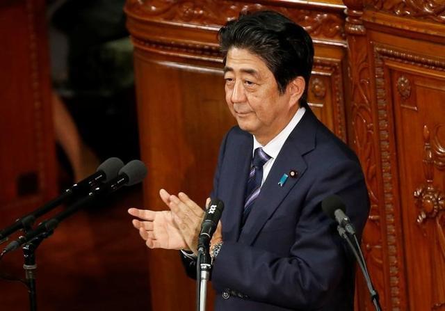 Shinzo Abe,Donald Trump,Japan