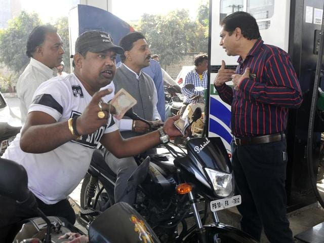 filling stations,fuel,Ludhiana