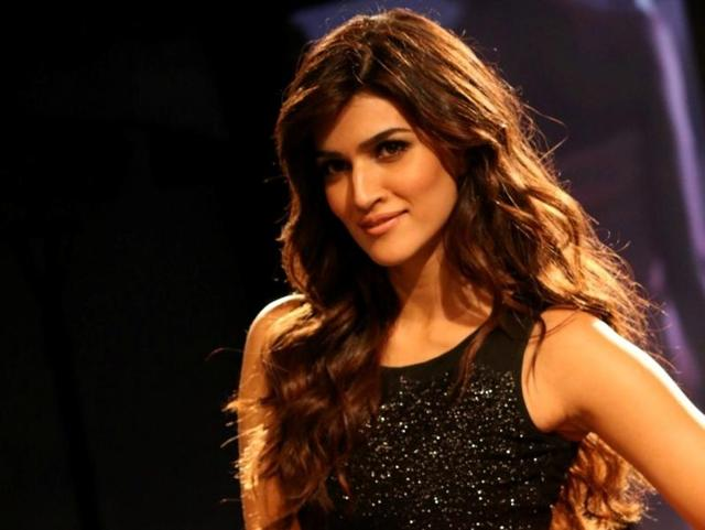 """It's for the first time that I have tried to pick up a dialect for a role and I am actually enjoying it,"" says Kriti Sanon."