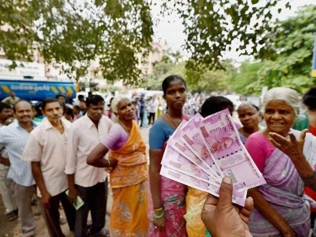 Only 28%-32% of Indians have access to financial institutions, including post offices and bank, according to data compiled by the banking division of finance ministry, sources said.