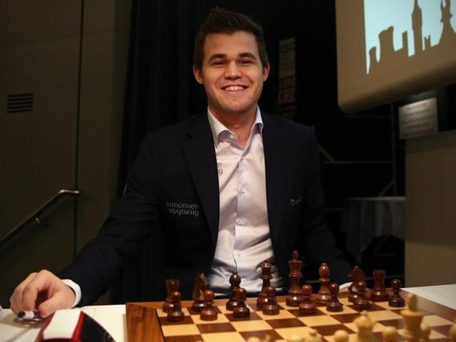 Magnus Carlsen,Sergey Karjakin,Chess