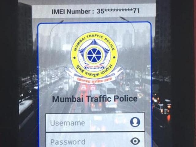 A total of 500 e-challan devices are being rolled out to traffic chowkies across the city at present and the process of collecting cashless fines has already begun.