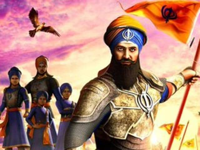 The Rise Of Banda Bahadur begins with the transformation of Madho Das, from an ascetic to a military commander.