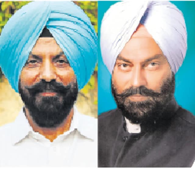 Parminder Singh pinki,rana Gurmeet Singh Sodhi,Congress