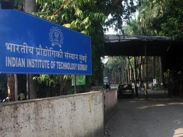 The foundation stone for the Center of Propulsion Technology (CoPT) was laid at IIT Bombay by the minister of state for defence Subhash Bhamre.(File photo)