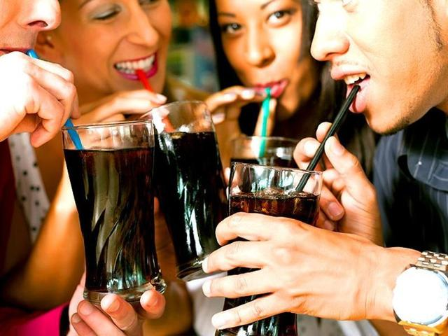 Adults who regularly consumed sugar-sweetened beverages had a 46 per cent higher risk of developing prediabetes.