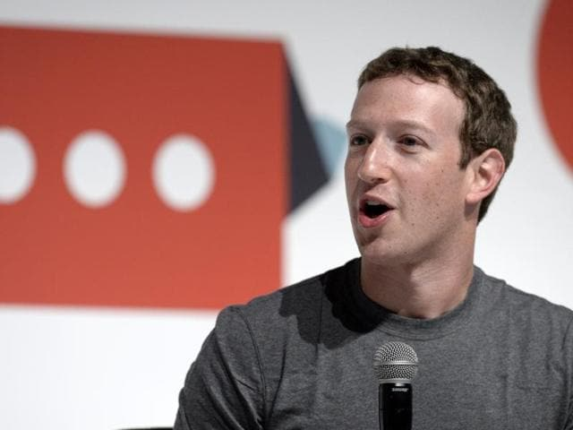 Facebook chief Mark Zuckerberg rejected the idea that fake stories shared at the social network paved a path of victory for Donald Trump.