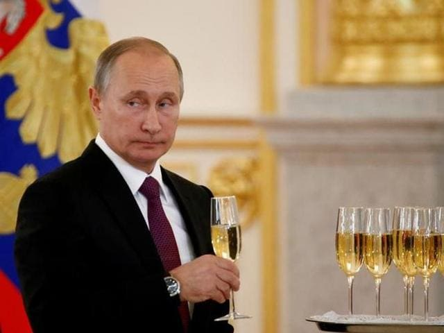 The Kremlin said on Thursday US President-elect Donald Trump's foreign policy approach was 'phenomenally close' to that of President Vladimir Putin.