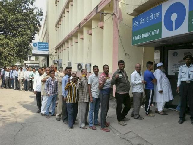 SBI said it has received deposits worth Rs 53,000 crore after the government scrapped Rs 500 and Rs 1,000 notes.