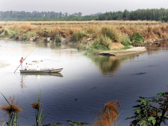 The water-sharing dispute between Punjab and Haryana has festered since the reorganization of states in 1966.