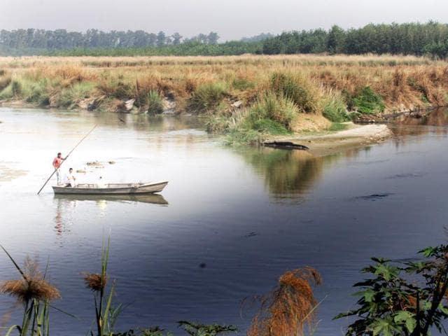 Sutlej Yamuna link canal